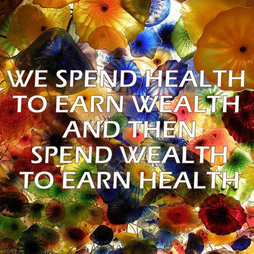 Health For wealth health quotes