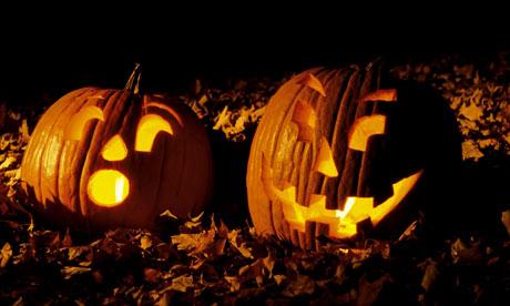 Scary Beauty halloween pics