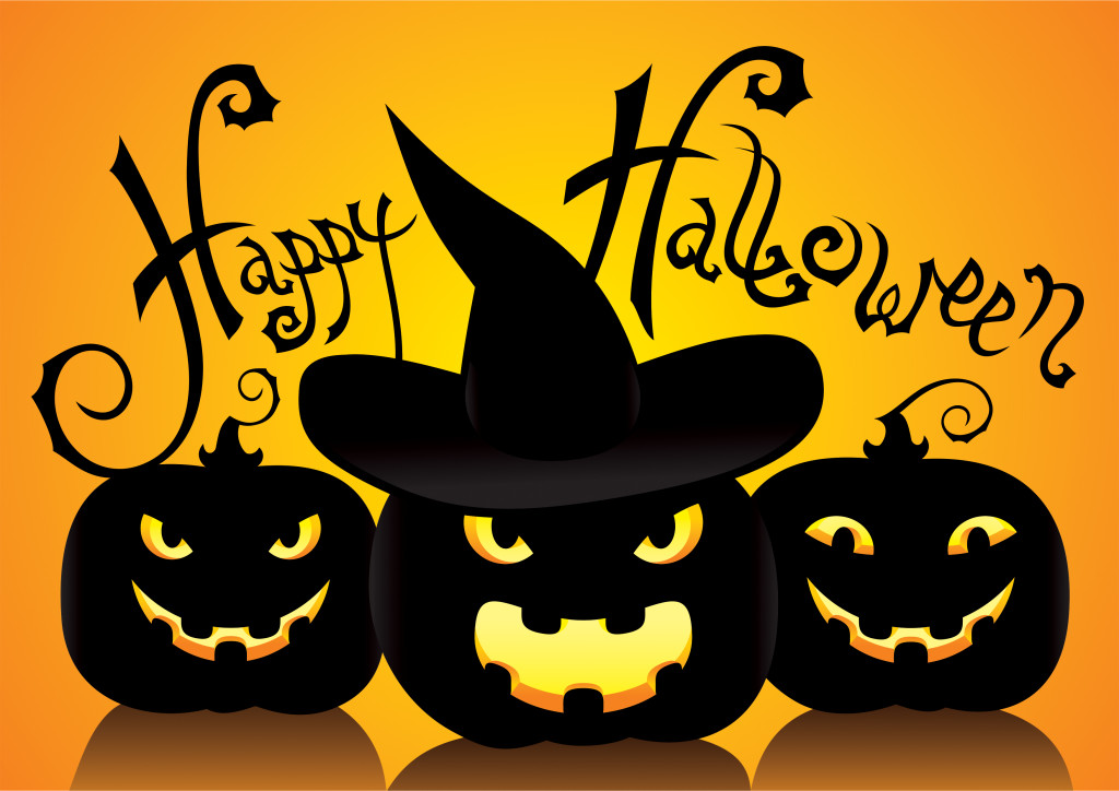 Happy Scary Night halloween backgrounds