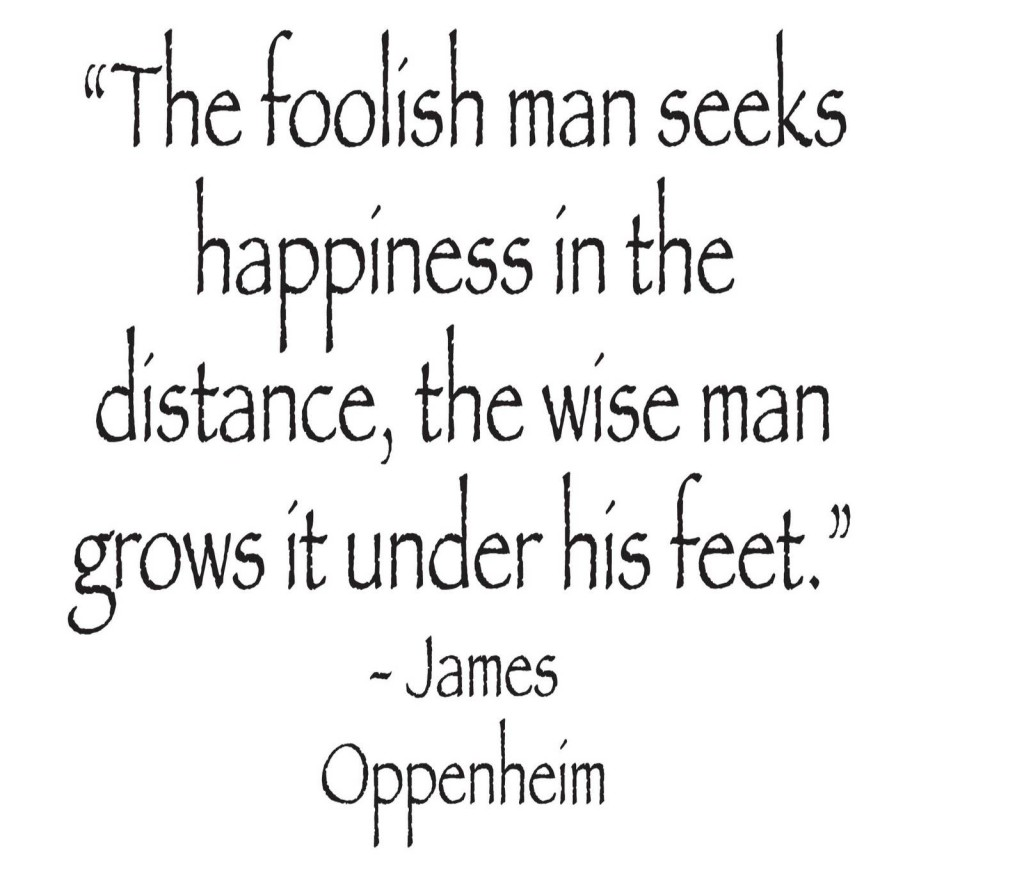 Foolish Man View good quotes