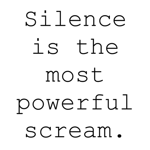 Silence good day quotes