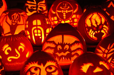Deep Wallpaper holloween pictures