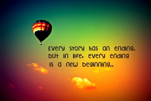 Every story has an ending good quotes