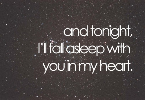 With You In my Dreams quotes