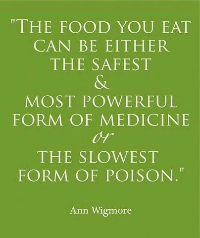 Food Quote health quote