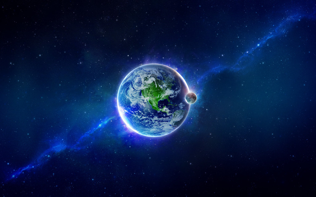 Lovely earth wallpapers
