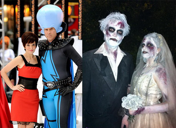 Horrible halloween costumes