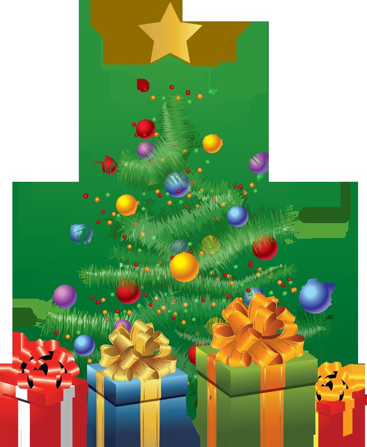 Kumpulan Gambar Pohon Natal