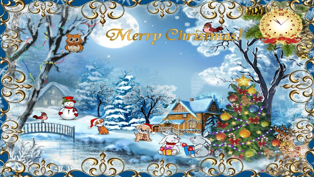 Best Looking Christmas Cards Free Download