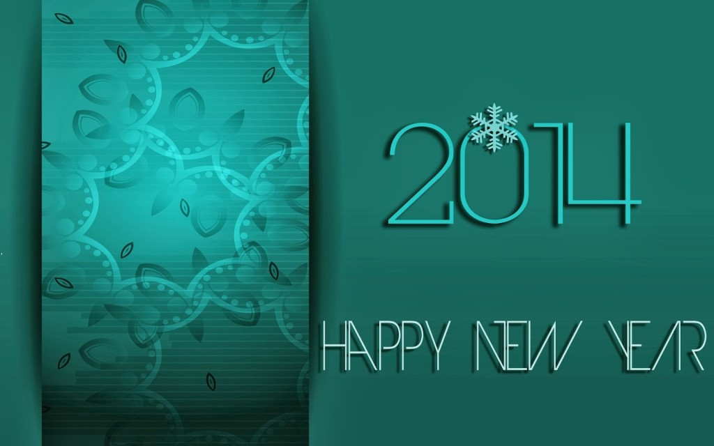Greeting Wallpaper new year greetings 2014