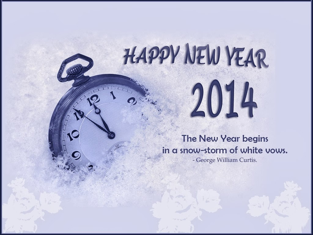 New Year Quote new year greetings 2014