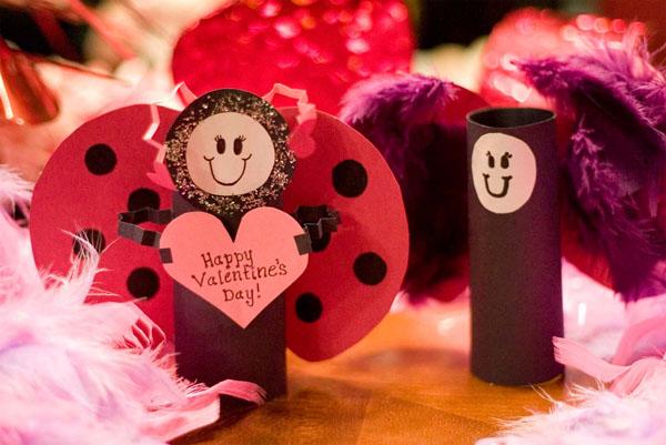 Canvas Craft valentine's day gift