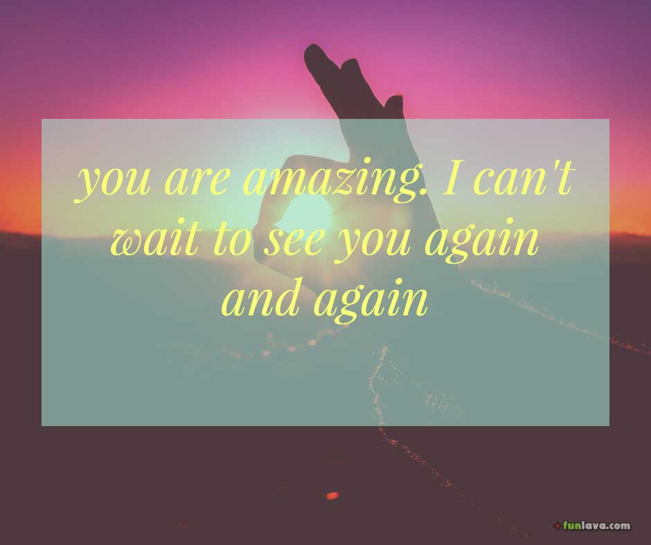 Cant wait to see you quotes and sayings | Funlava.com