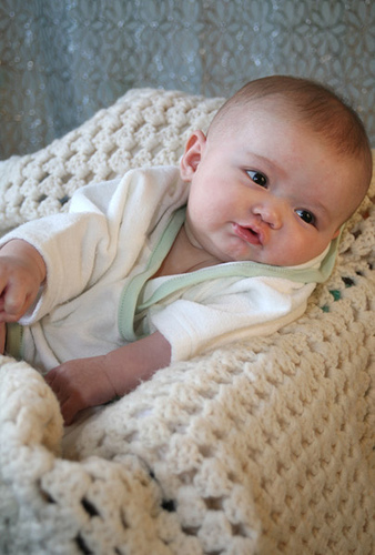 30 Cute And Smart Baby Pictures